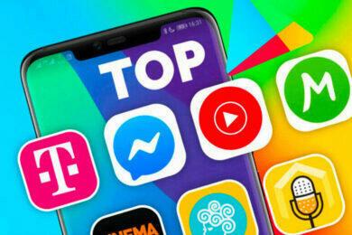TOP 10 aplikací které Češi stahují (12/2020)