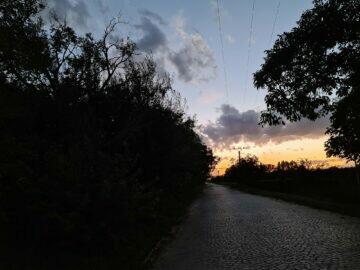 večerní ulice 1