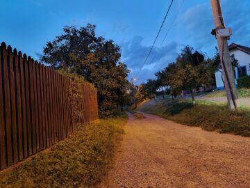 večerní ulice 2 noční režim