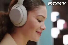 video Sony WH-1000XM4