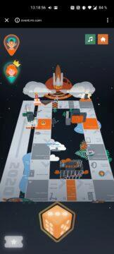 virtuální deskovka Xiaomi hrací plán