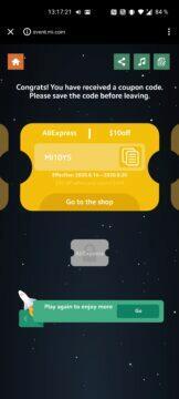 virtuální deskovka Xiaomi slevový kupón