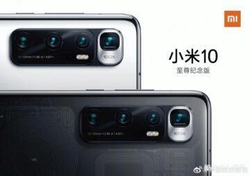 Xiaomi Mi 10 Ultra 120x zoom