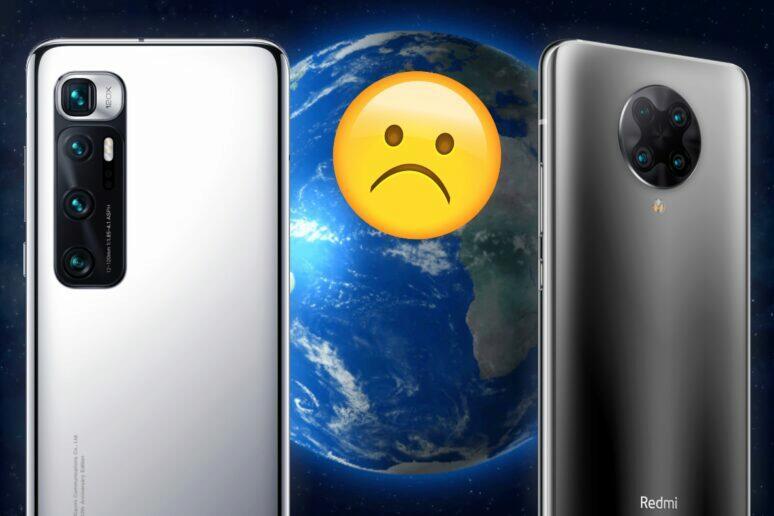Xiaomi Mi 10 Ultra Redmi K30 Ultra globální trh