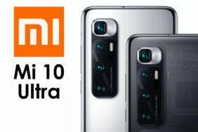 Xiaomi Mi 10 Ultra zoom design