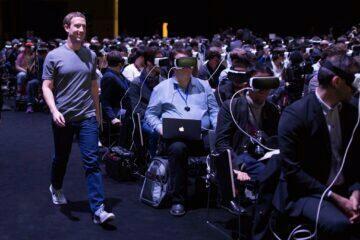 Zuckerberg oculus konference