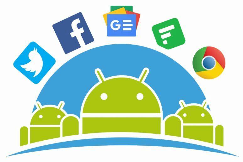 5 tipu jak sledovat Svět Androida