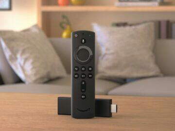 amazon fire tv stick oficiálně