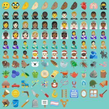 android 11 emoji