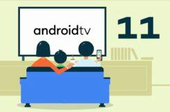 Android TV Android 11