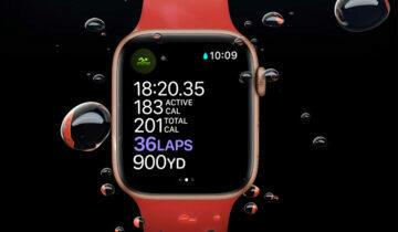 apple představil nové produkty watch 6