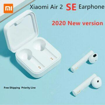 Bezdrátová sluchátka Xiaomi Airdots Pro 2 SE pouzdro