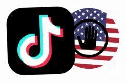blokace aplikace TikTok USA zastavena