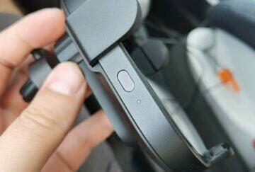 boční infračervené čidlo
