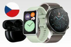 cena huawei watch fit freebuds pro