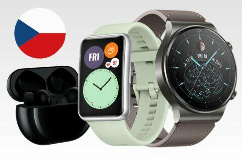 cena huawei watch fit freebuds pro