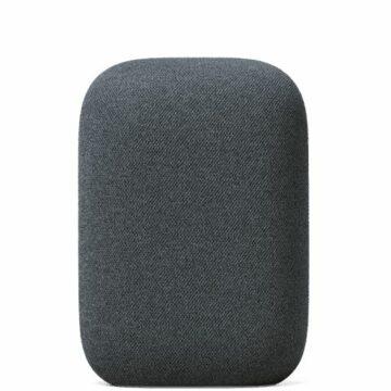 chytrý reproduktor Nest Audio Charcoal černá
