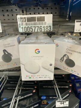 chromecast prodej obchod