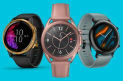 chytré hodinky bez wear os