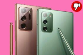 Dojde evropským zákazníkům Samsungu trpělivost