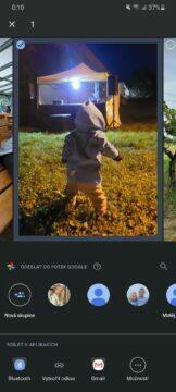 Fotky Google nová nabídka pro sdílení