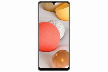 Galaxy A42 5G predni