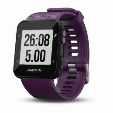 garmin forerunner 30 nejlepší chytré hodinky do 3 000 kč