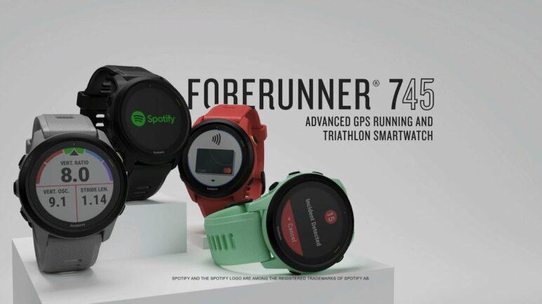 Garmin: Introducing the Forerunner 745