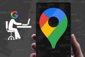 Google Mapy tmavý režim se dokončuje