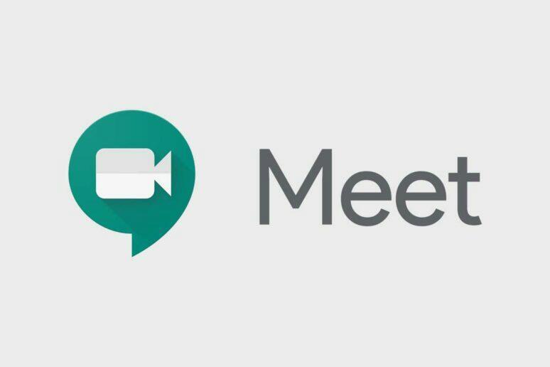 google meet nový vzhled