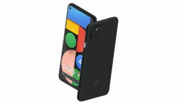 google pixel 4a 5g oficiálně