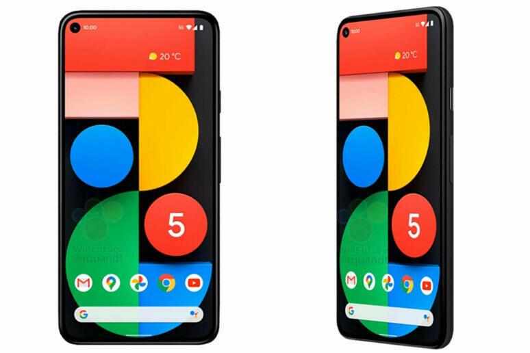 google pixel 5 předčasně odhalen