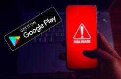 Google Play nebezpečné aplikace