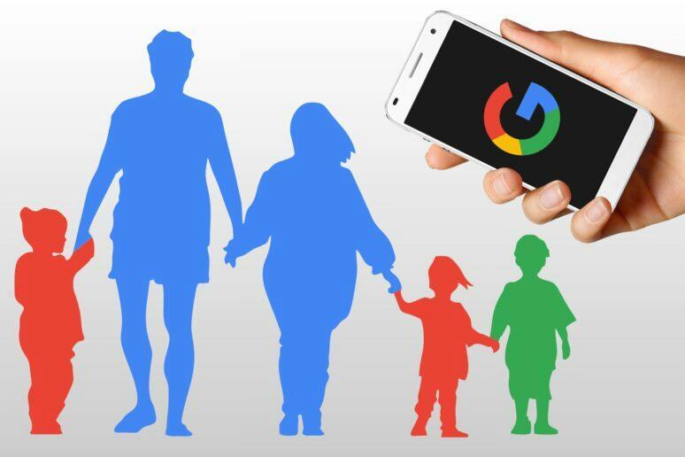 Google pro rodiny