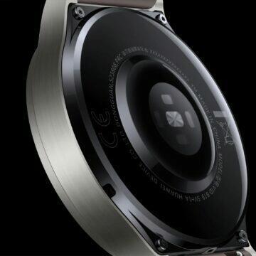 GT 2 Pro senzory