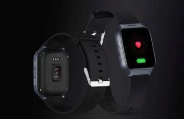 hodinky senzory