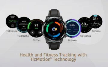 hodinky ticwatch pro 3