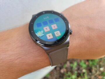 Huawei hodinky instalace aplikací Wodpuz