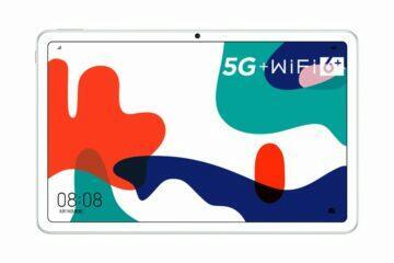 Huawei MatePad 5G oficiálně