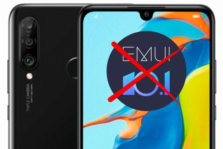 Huawei P30 Lite EMUI 10.1