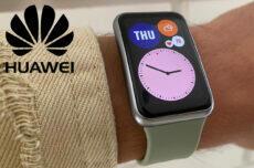 Huawei Watch Fit recenze
