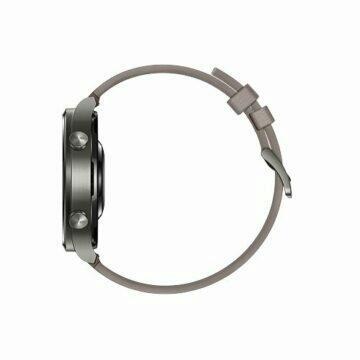 Huawei Watch GT 2 Pro classic šedá profil
