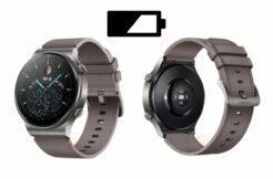 Huawei Watch GT2 Pro bezdrátové nabíjení