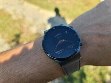 Huawei Watch GT2 Pro funkce počasí