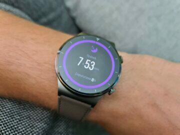 Huawei Watch GT2 Pro funkce spánek