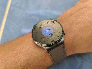 Huawei Watch GT2 Pro funkce sport plavání