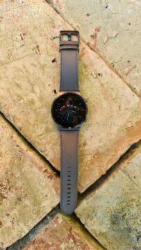 Huawei Watch GT2 Pro horizontální ciferník cihla