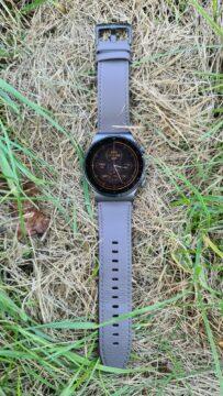 Huawei Watch GT2 Pro horizontální ciferník seno