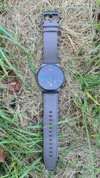 Huawei Watch GT2 Pro horizontální stres seno