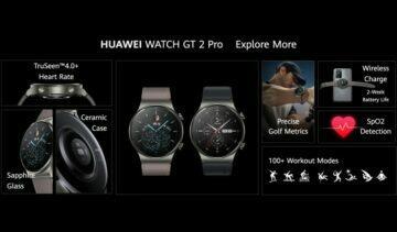 Huawei Watch GT2 Pro oficiálně